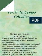 Teoria del campo cristalino 2.ppt