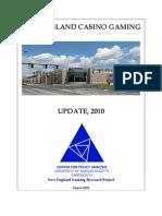New England Casino Gaming Update, 2010