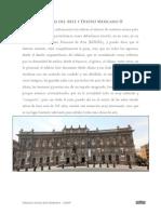Historia Del Arte y Diseño Mexicano II