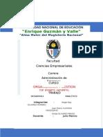 ESTRATEGIA Y GESTION DE PYMES