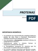 Presentación de Proteinas (Metabolismo)