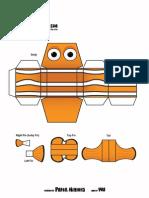 PaperMinions Nemo