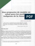 propuestademodeloensaludparalospueblosindigenas