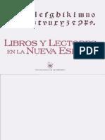 Libros y Lectores en La Nueva Espana