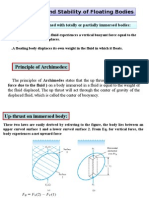 Buoyancy and Stability of Floating Bodies.ppt