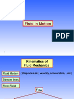 Fluid Motion-Continuity-Euler-2015.ppt