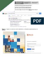 Manual Correo Electronico