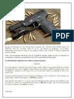 Hurto Pistola e Informe