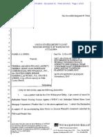 Pamela Owen. Civil Rights. Declaration of Jody m. Mccormick Filed by Defendants. Document No. 41