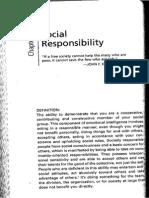 EQ Edge - Social Responsibility