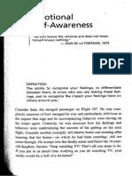 EQi - Self Awareness