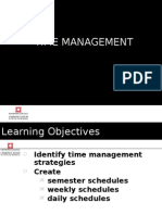 Week 3 - Time Management and Notetaking 1HW12