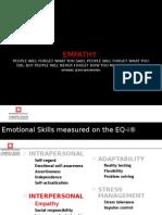 Week 11 - Empathy and Interpersonal Skills 1HW12