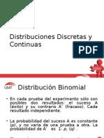 Distribuciones especiales