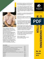 Newsletter CivelSurv Env 2015