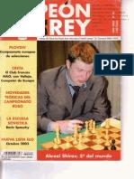 Chess.revista Peon de Rey No.24 Año 2003