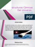 Estructuras Cómicas Del Universo.pptx