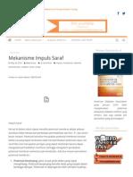Mekanisme Impuls Saraf Medicinesia