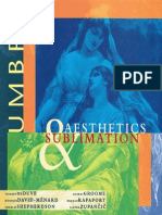 Umbra Aesthetics and Sublimation 1999