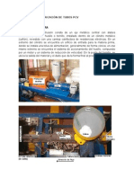 Equipos Para Fabricación de Tubos Pcv