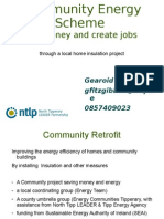 2015 Community Energy Schemes - From Drombane to Beyond