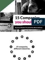 15 Companies You Should Copy