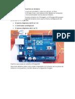 El Registro PORT en Arduino