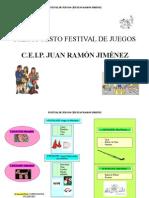 Festival de Juegos Resumen