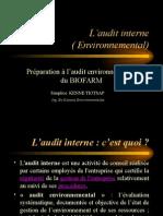 Audit Presentation BIOFARM