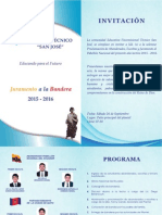 Juramento a La Bandera 2015