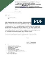 Surat Permohonan Ijin Kegiatan