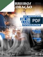 Revista Guerreiros Do Coracao