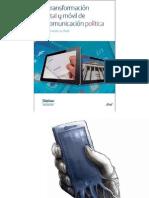 La transformación digital y móvil de la comunicación política ecuador