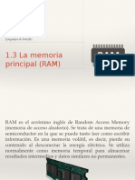 La Memoria Principal [Ram]