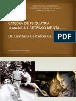 Psiquiatria Tema N⺠11