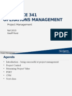 Week 3 - Project Management