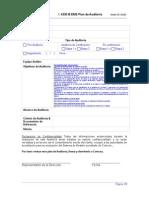 C 4330B Plan de Auditoria EMS