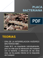 Placa Bacteriana