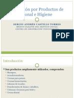 Intoxicación Por Productos de Aseo Personal e Higiene