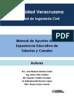 Manual de Ee Hidraulica de Tuberias y Canales