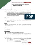 Draft Skema Pelayanan Teknik LSP USER PLN