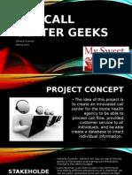 semester project power point tech mang