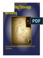 Engineering Drawings Lecture Sectioning