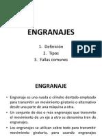 ENGRANES PRESENTACION