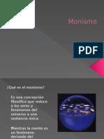 Monismo y Dualismo-exposición