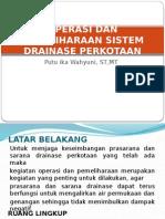 Bahan 2-Drainase Lingkungan