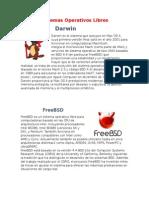 Sistemas Operativos Libres