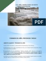 Inundaciones RIESGO