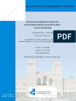 UCLA SRC Coupling Beam - Design Document - Final - July 10 2014