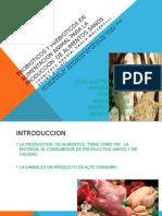 Probioticos y Prebioticos en Alimentacion Animal Para La